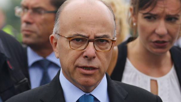 Bernard Cazeneuve said France will vote on extending a state of emergency that has been in place since the Paris attacks
