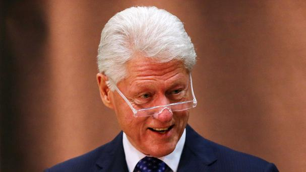 Bill Clinton delivered the eulogy to Janet Reno