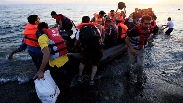 The EU is looking to stop people taking unseaworthy boats in attempts to cross the Mediterranean