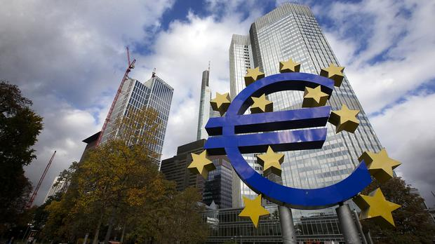 There is unlikely to be a rise in European Central Bank interest rates for the coming years, a development that will be a huge boost to thousands of mortgage holders. Stock photo: PA