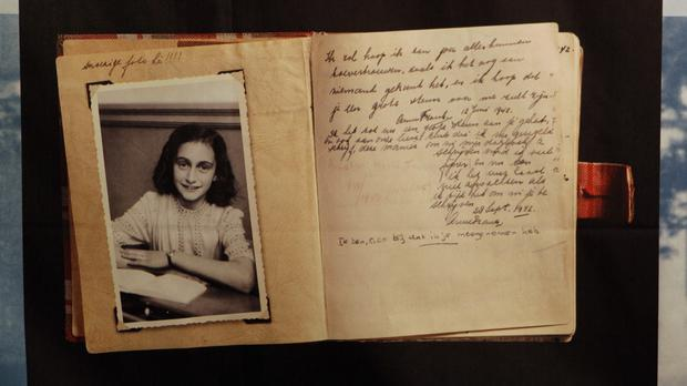 A new study says it is possible Anne Frank and her family were not betrayed to the Nazis, but caught by chance (AP)