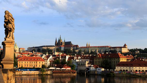 The president said that the Czech Republic should not take in migrants on a