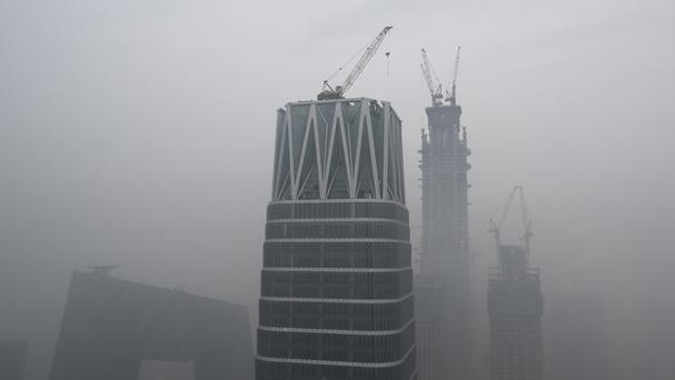 A sweeping anti-corruption drive is being carried out in China (AP)