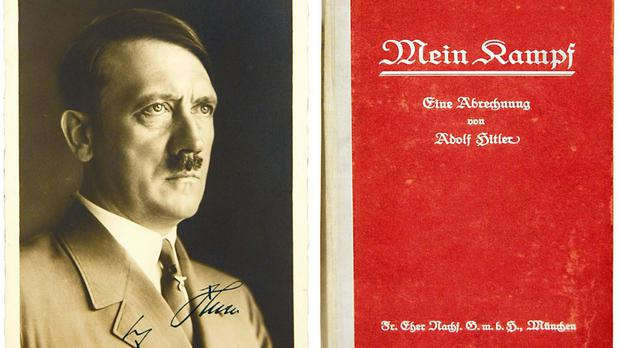 Despite its incendiary content, Mein Kampf was not banned in Germany and could be found online, in second-hand bookshops and in libraries
