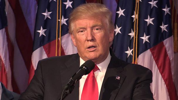 Donald Trump has signalled his intent to forge better US-Russian relations