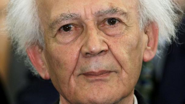 Polish sociologist Zygmunt Bauman has died at the age of 91. (AP/Heribert Proepper)