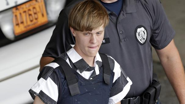 Dylann Roof did not ask jurors to be spared the death penalty (AP/Chuck Burton)