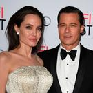 Actors Angelina Jolie and Brad Pitt were married for two years