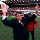 Graham Taylor in his Villa days