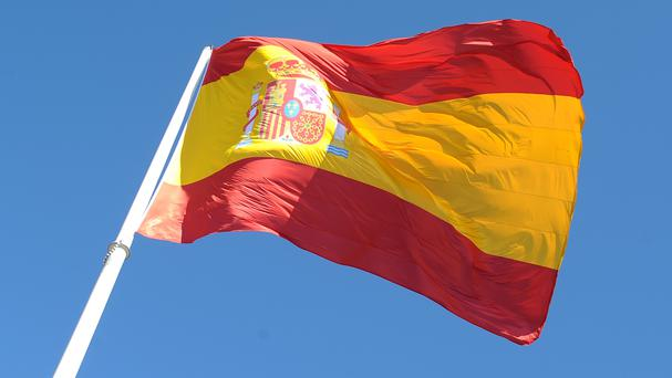 The pair were arrested in Ceuta