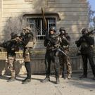 Iraqi special forces advance inside Mosul University (AP/ Khalid Mohammed)