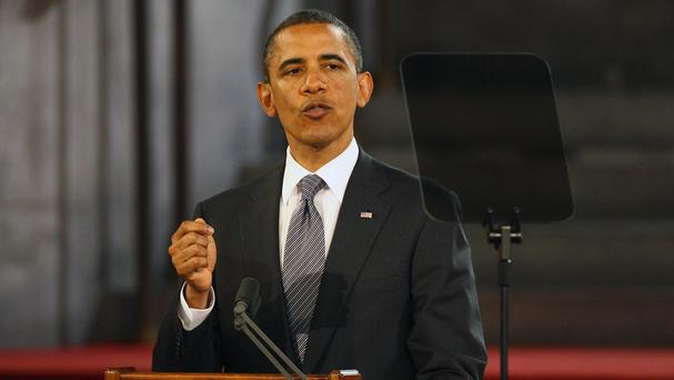 US President Barack Obama's announcement brings US contributions to the Green Climate Fund to 1 billion US dollars (£820 million) since 2016