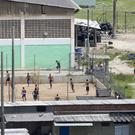 Brazilian authorities are trying to stop a wave of prison violence (AP/Silvia Izquierdo)