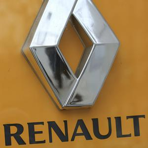 Renault is in a happy place, with new Scenic Megane models on the forecourts. (Thibault Camus/AP)