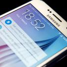 Samsung said its fourth quarter earnings more than doubled from a year earlier