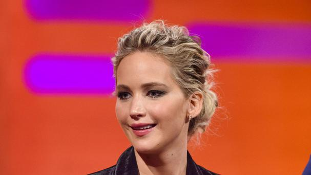 Jennifer Lawrence was one of the most high-profile victims
