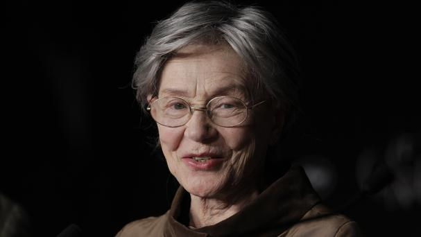 Actress Emmanuelle Riva has died in Paris (AP/Francois Mori)