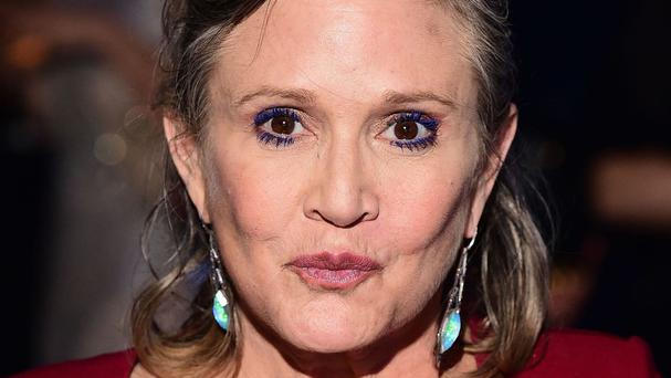 Star Wars actress Carrie Fisher died just after Christmas aged 60