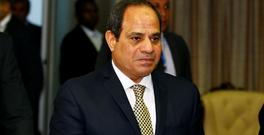 Egypt's President el-Sisi. Photo: REUTERS