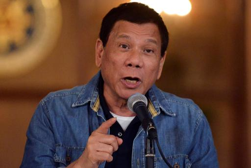 Philippines lawyer alleges President Duterte link to deaths
