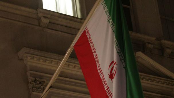 The US has put Iran 'on notice' over the missile test