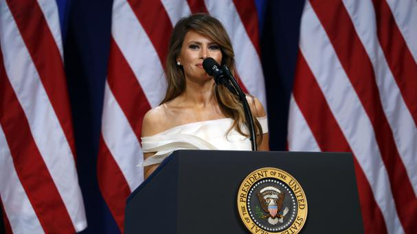 Melania Trump filed a lawsuit against the Daily Mail and a blogger (AP Photo/Alex Brandon)