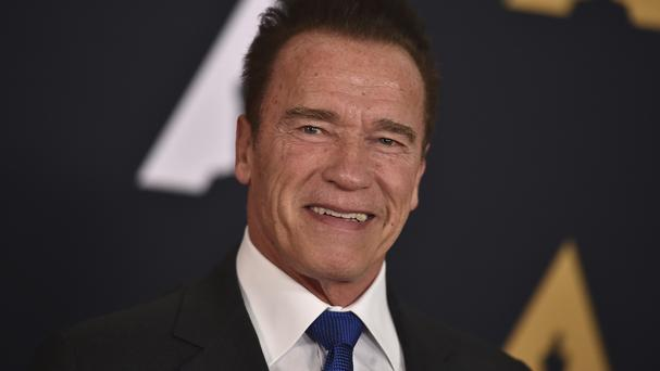 The movie star and the US president have traded blows on Twitter in recent days (AP)