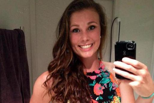 Rachael De Jong, a 21-year-old Auckland University student, drowned Photo: Facebook