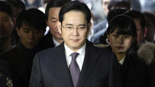 South Korean investigators to again summon Samsung heir