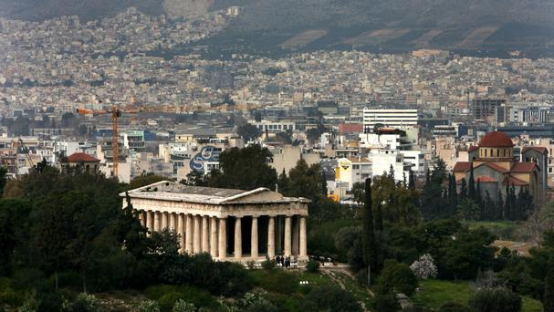 Greece's culture ministry has rejected a request by Italian luxury brand Gucci to use the ancient Acropolis for a fashion event this summer