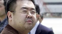 Kim Jong Nam died after being attacked at the airport in Kuala Lumpur (AP)