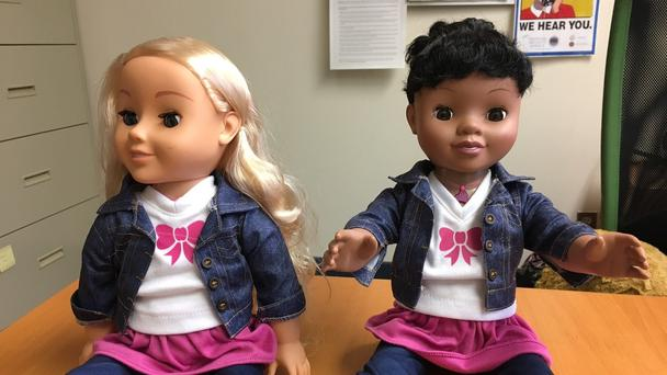 Cayla dolls, which a German watchdog claims could be used by hackers to target children