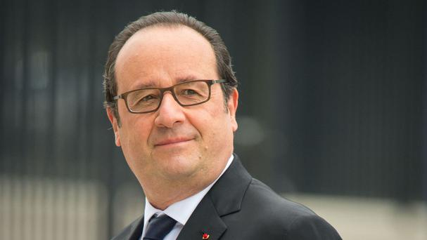 Francois Hollande said the four-nation Versailles meeting is important so the leaders