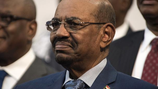 The decision to withdraw from the ICC followed a dispute over a visit by Sudanese President Omar al-Bashir (AP/Shiraaz Mohamed)