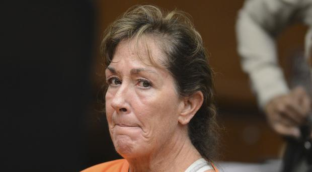 Sherri Wilkins in court in 2012 (Los Angeles Daily News/AP)