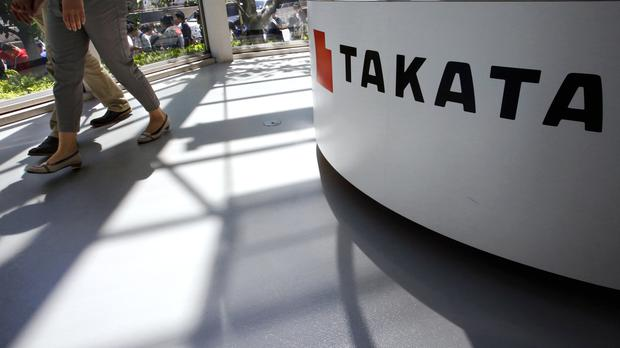 The company also faces dozens of consumer and state lawsuits that could run into millions of dollars (Shizuo Kambayashi/AP)