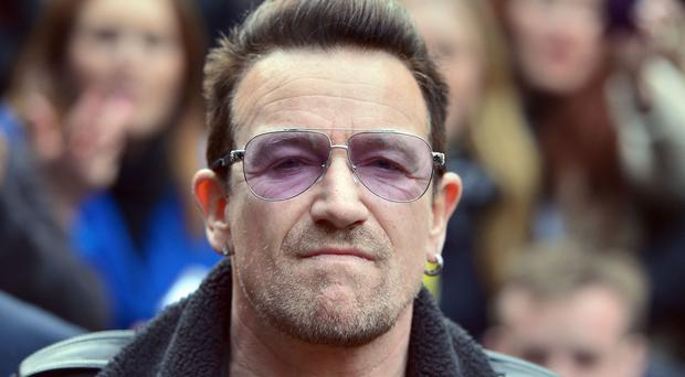 Paul Rose says Bono and U2 lifted elements of his song Nae Slappin for their song The Fly