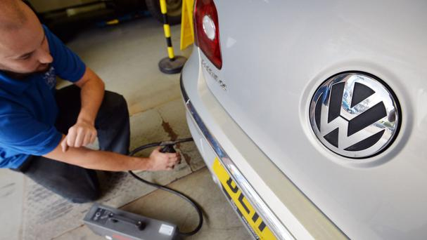 Volkswagen is continuing to monitor imports