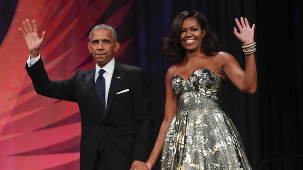 Barack Obama and Michelle Obama have been married for 27 years