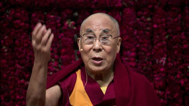 Beijing described the Dalai Lama's appearance on the show as