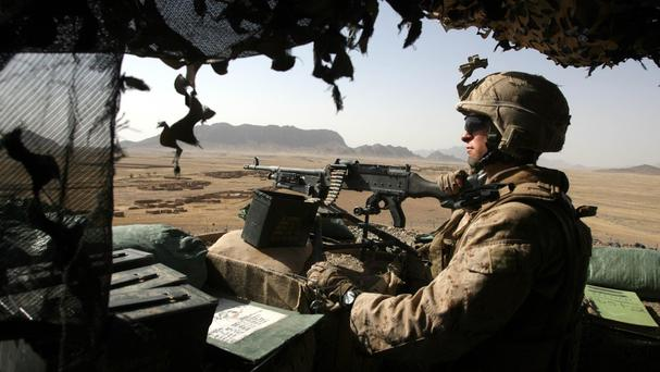 A couple of hundred US Marines have been deployed in Syria