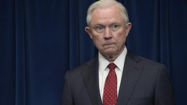 Attorney General Jeff Sessions has asked 46 attorneys to go