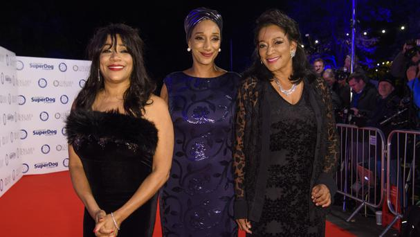 Sister Sledge - Kim Sledge, Debbie Sledge and Joni Sledge, who has died aged 60