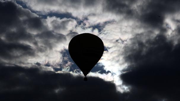 Dozens of people were injured in the hot-air balloon accidents
