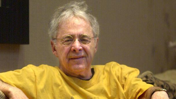 Chuck Barris pictured in 2002 (AP)