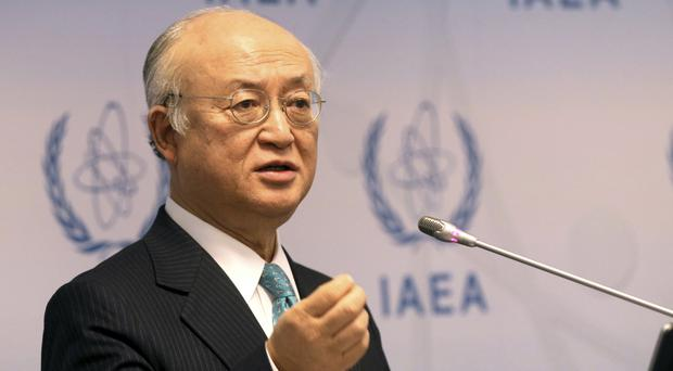 Iran inspections at risk without more money, says UN atomic chief