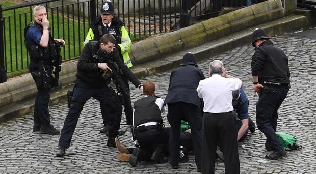 World leaders supporting London over 'tragic ordeal'