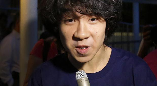 Human rights campaigners welcomed the decision to grant Amos Yee asylum in the United States (AP)