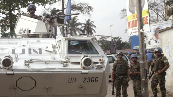 Bodies of United Nations  investigators, translator found in Congo