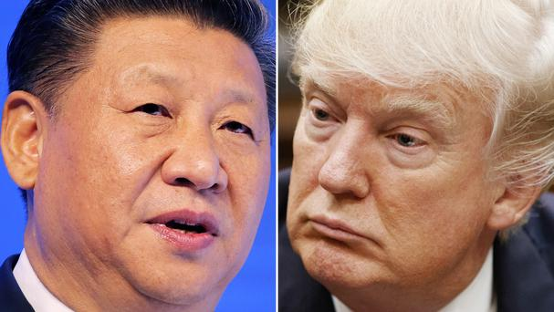Xi Jinping will meet Donald Trump at Mar-a-Lago, the same Florida resort where the US president hosted Japanese PM Shinzo Abe in February (AP)